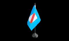 Bandiera da tavolo Italia Campania