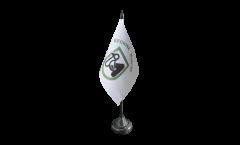 Bandiera da tavolo Italia Marche