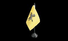 Bandiera da tavolo Italia Provincia di Napoli