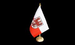 Bandiera da tavolo Italia Sud Tirolo