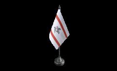 Bandiera da tavolo Italia Toscana