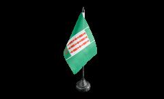 Bandiera da tavolo Italia Umbria