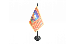 Bandiera da tavolo Italia Veneto