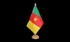 Bandiera da tavolo Camerun