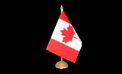 Bandiera da tavolo Canada