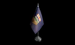 Bandiera da tavolo Canada Alberta