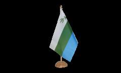 Bandiera da tavolo Canada Labrador