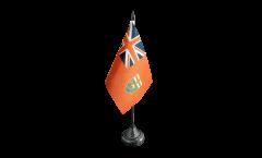 Bandiera da tavolo Canada Manitoba