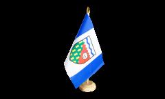 Bandiera da tavolo Canada Territori del Nord-Ovest