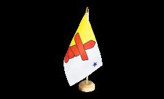 Bandiera da tavolo Canada Nunavut