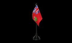 Bandiera da tavolo Canada Ontario