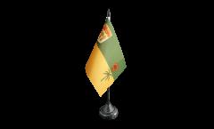 Bandiera da tavolo Canada Saskatchewan