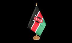 Bandiera da tavolo Kenia