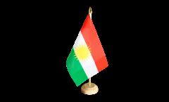 Bandiera da tavolo Kurdistan