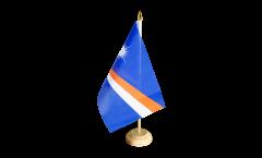 Bandiera da tavolo Isole di Marshall