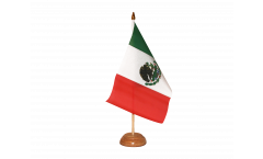 Bandiera da tavolo Messico