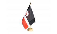 Bandiera da tavolo Nuova Zelanda Maori