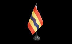 Bandiera da tavolo Paesi Bassi Overijssel