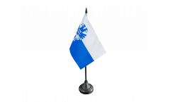 Bandiera da tavolo Paesi Bassi Arnhem