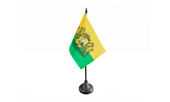 Bandiera da tavolo Paesi Bassi L' Aia Den Haag