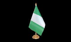 Bandiera da tavolo Nigeria