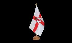 Bandiera da tavolo Irlanda del nord