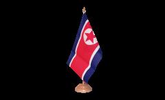 Bandiera da tavolo Corea del Nord