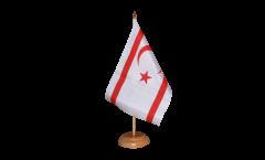 Bandiera da tavolo Cipro del Nord