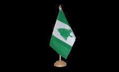 Bandiera da tavolo Isole di Norfolk