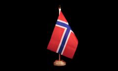 Bandiera da tavolo Norvegia
