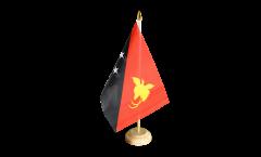 Bandiera da tavolo Papua-Nuova Guinea