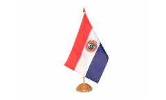 Bandiera da tavolo Paraguay