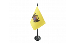 Bandiera da tavolo Perù Lima