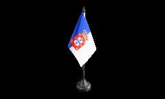 Bandiera da tavolo Portogallo reale 1830-1910
