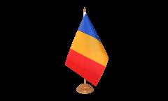Bandiera da tavolo Romania