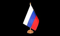 Bandiera da tavolo Russia