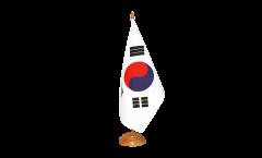 Bandiera da tavolo Corea del sud