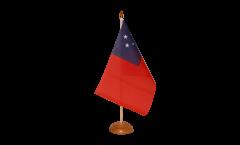 Bandiera da tavolo Samoa