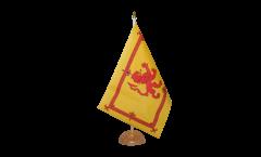 Bandiera da tavolo Scozia reale