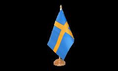 Bandiera da tavolo Svezia