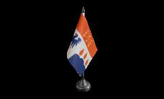 Bandiera da tavolo Svezia Contea di Örebro