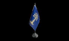 Bandiera da tavolo Svezia Contea di Blekinge