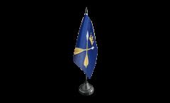 Bandiera da tavolo Svezia Contea di Dalarna