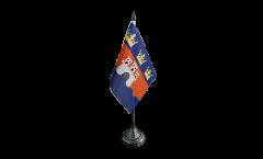 Bandiera da tavolo Svezia Provincia Jönköping