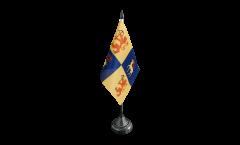 Bandiera da tavolo Svezia Provincia Kalmar