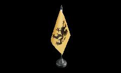Bandiera da tavolo Svezia Contea di Södermanland