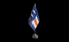 Bandiera da tavolo Svezia Contea di Västernorrland