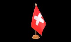 Bandiera da tavolo Svizzera