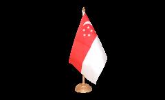Bandiera da tavolo Singapore