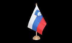Bandiera da tavolo Slovenia